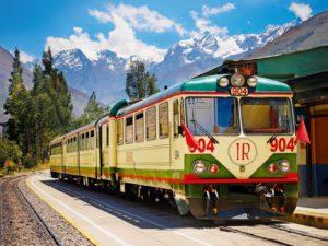 Train Voyager to travel to Machu Picchu