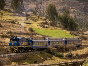 Train Expedition to go to machu picchu one day