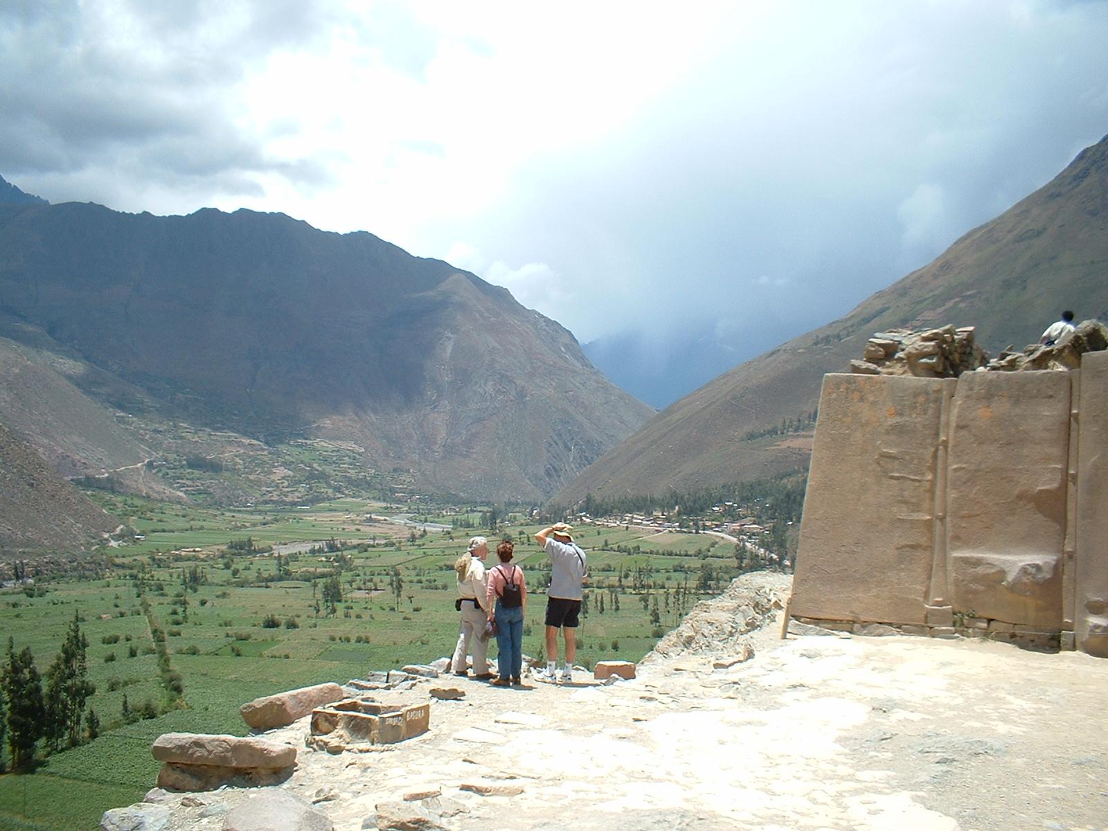 tour valle sagrado - centro arqueológico ollantaytambo
