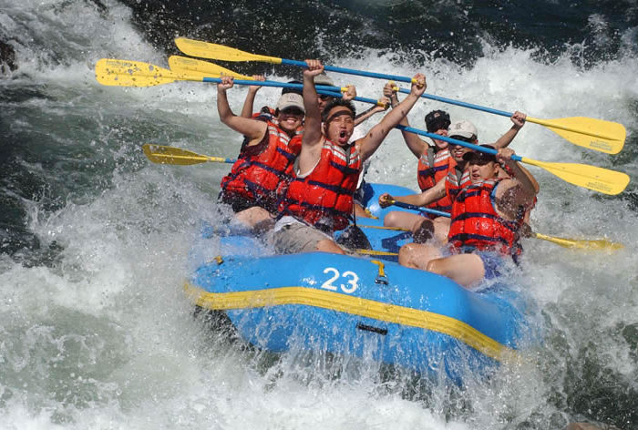 Urubamba River Rafting Full Day