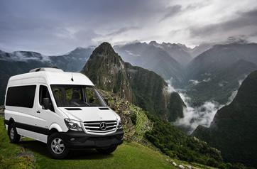 tour machu picchu by bus