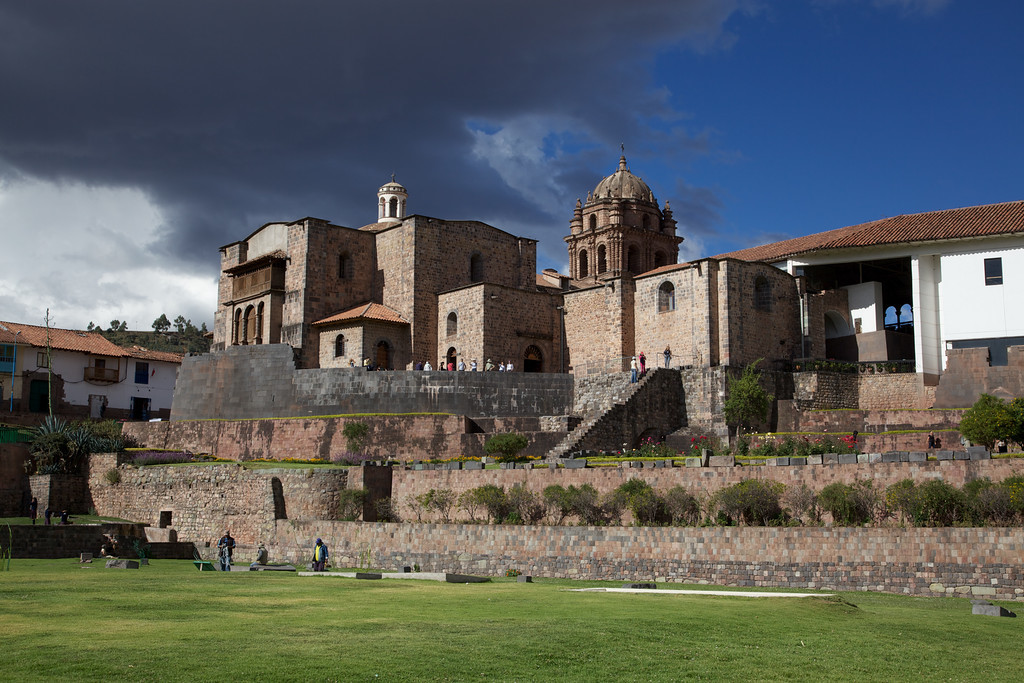 Koricancha o Convento de Santo Domingo