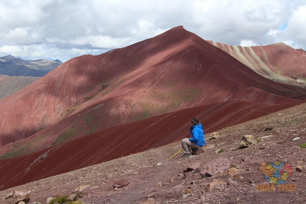 Montana de Colores Vinicunca Cusco Valle Rojo Inka Time Tours