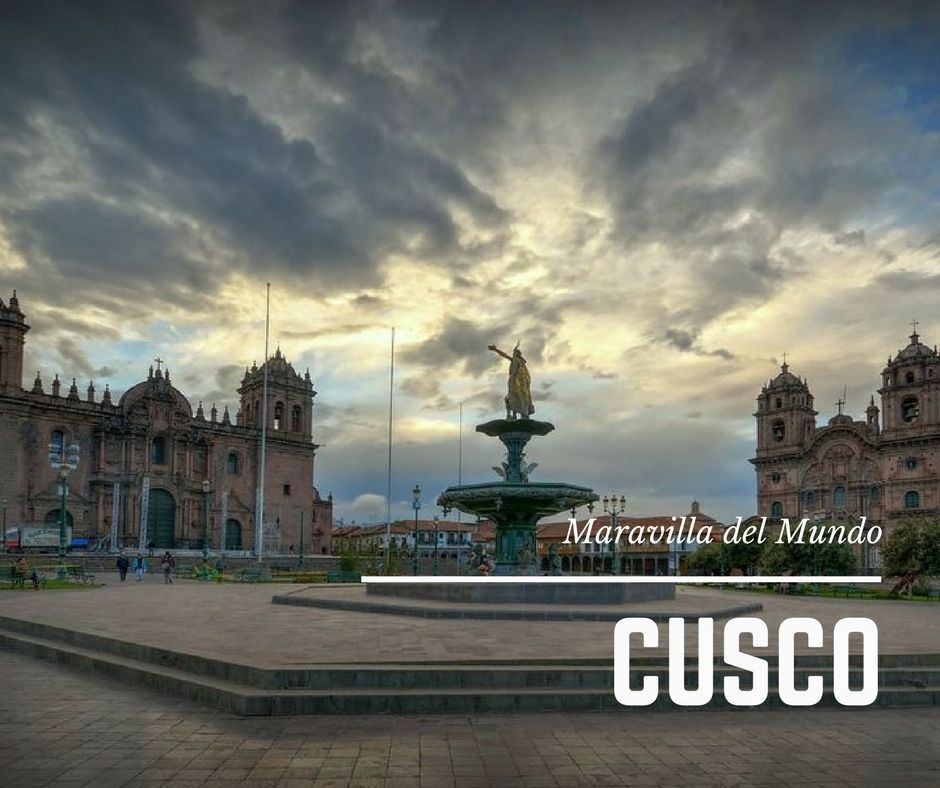 Main Square of the Cusco