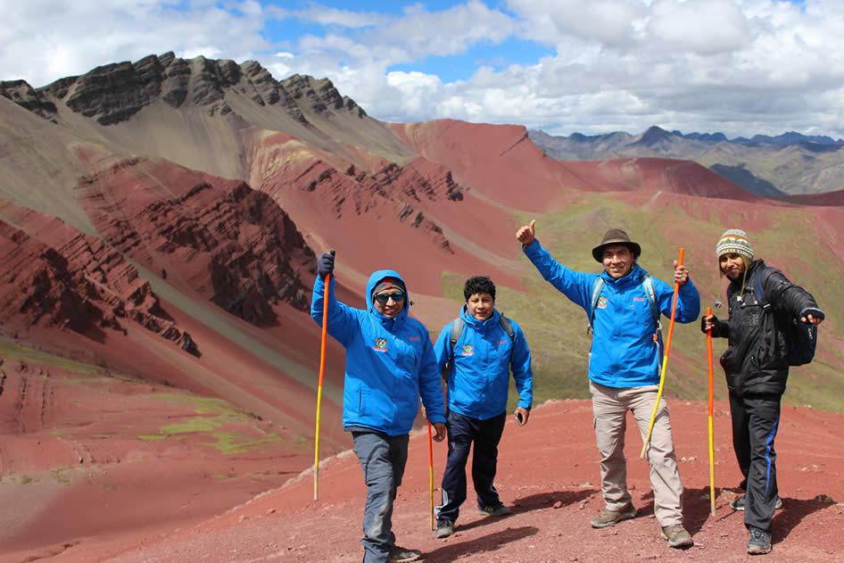 Rainbow Mountain Cusco Vinicunca