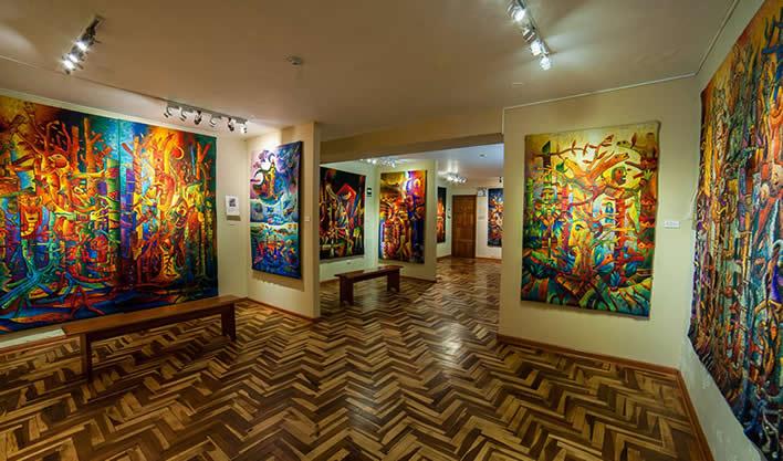 museo-maximo-laura -cusco
