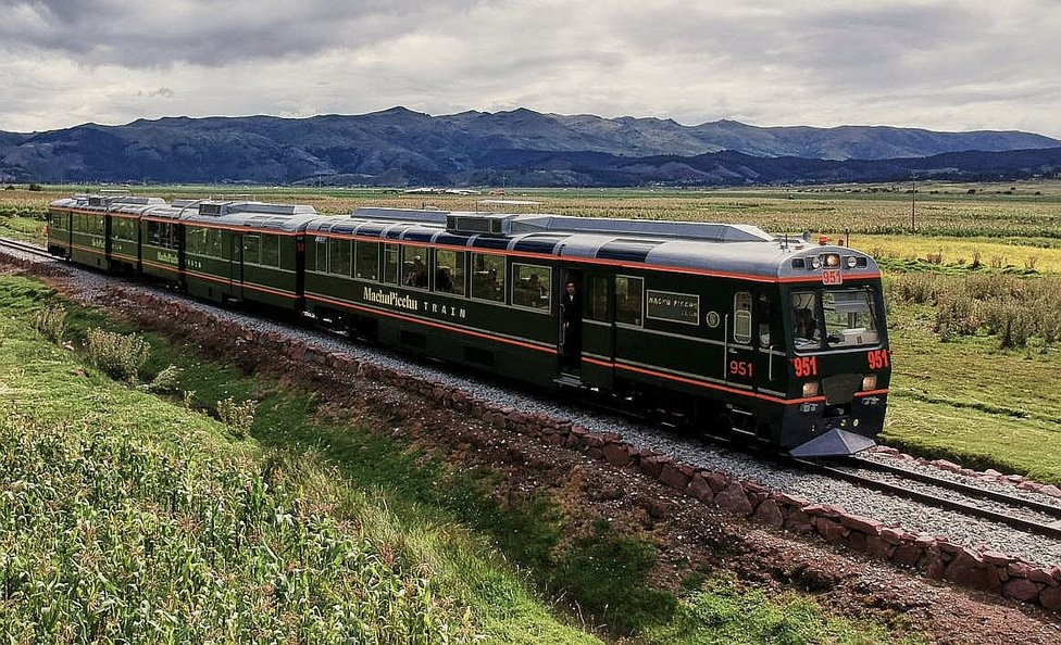 tour privado a Machu Picchu en tren